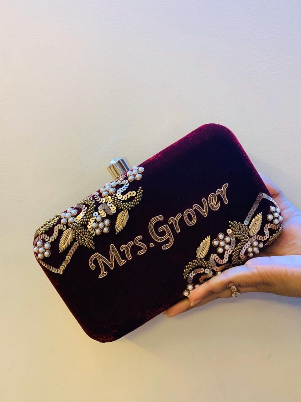 Photo From customised clutches - By Maziti Castle