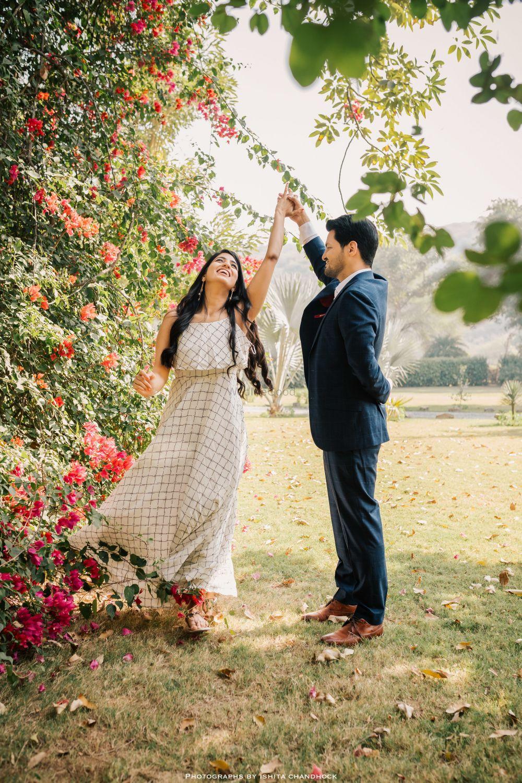 Photo From Mallika & Arun - By Ishita Chandhock Photography