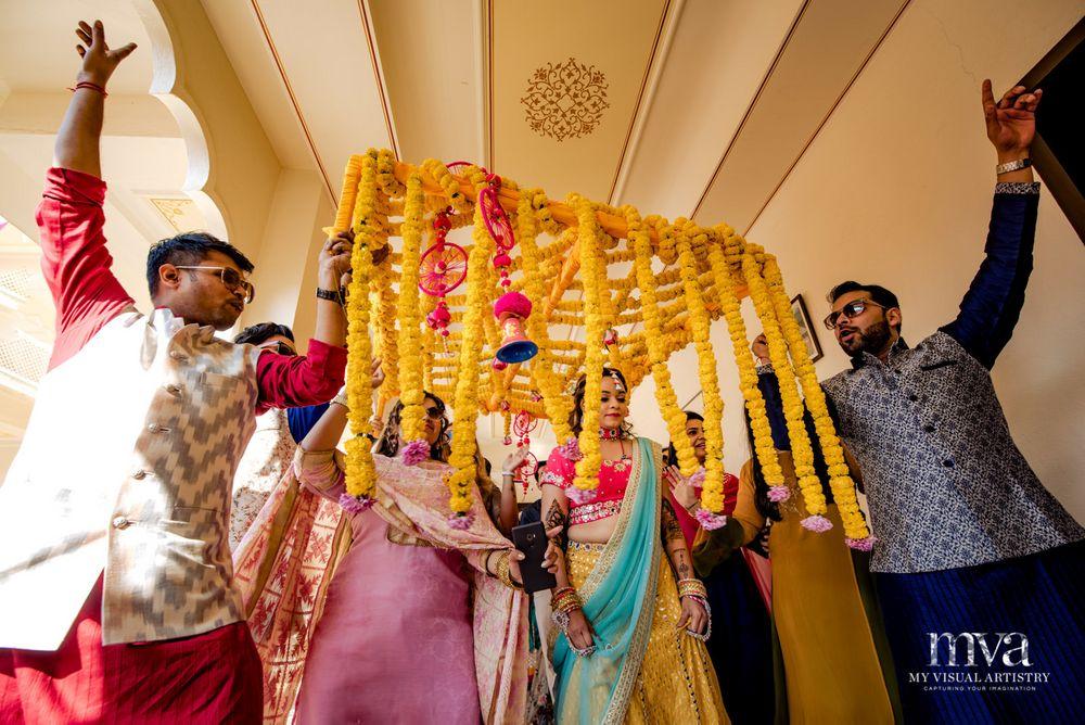 Photo From VANI & SARANG | RANTHAMBORE WEDDING - By My Visual Artistry