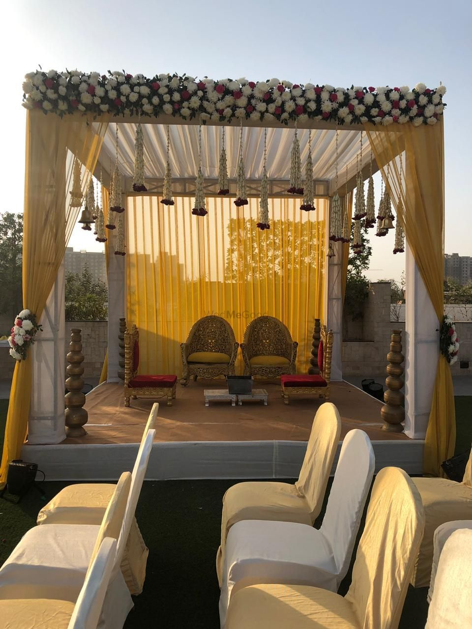 Photo From small gujrati wedding - By Rich Monkey Events