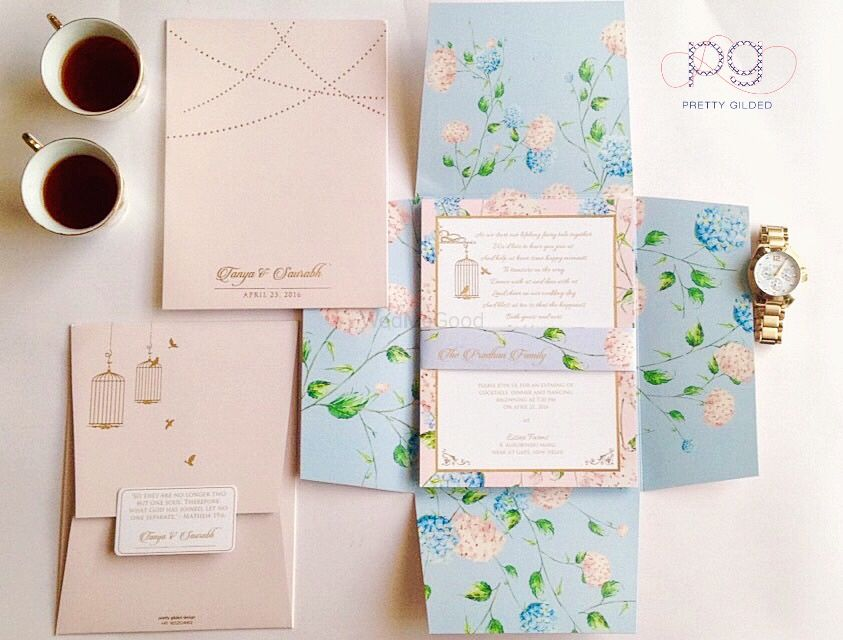 Photo From Pastel Elegance - By Pretty Gilded Designs