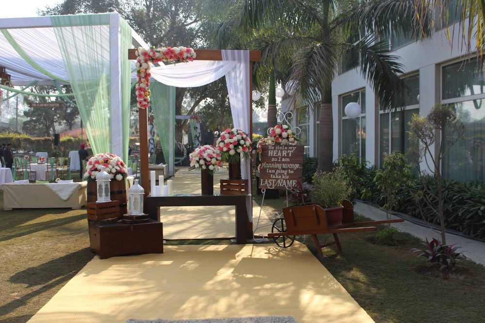 Photo From Ashita's Mehndi - By Vibes of Luxury Events