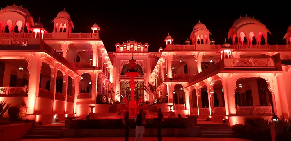Photo From Wedding Rajasthali Resort - By The Mandap