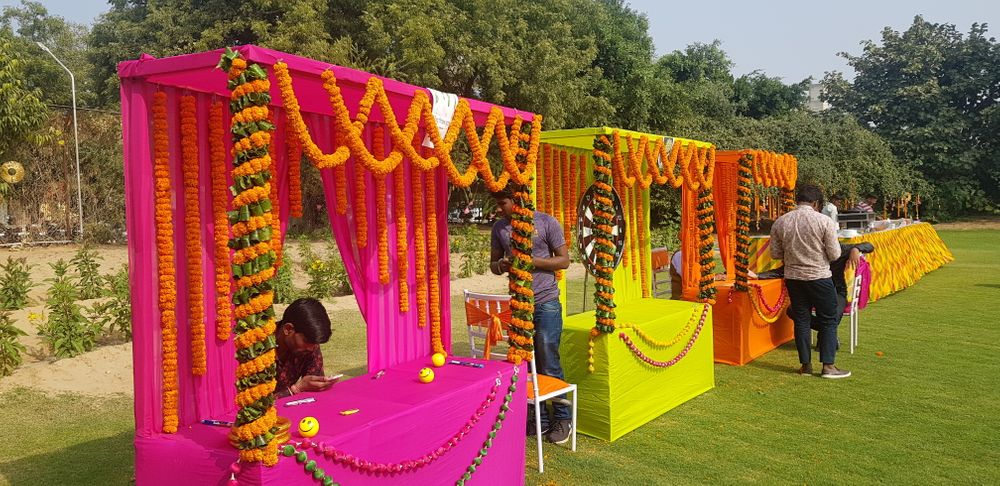 Photo From Wedding K K Royal Days - By The Mandap