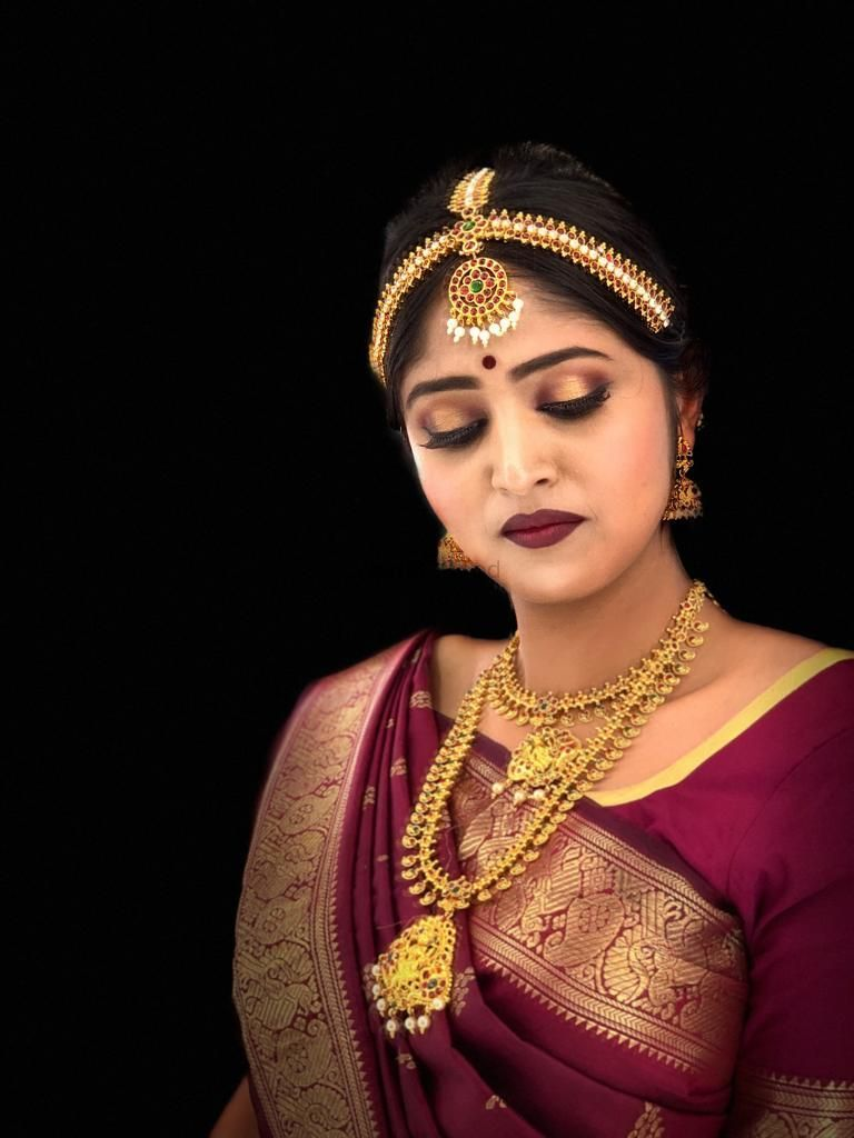 Photo From Sri Lakshmi Bride - By Rufida Makeup Artist