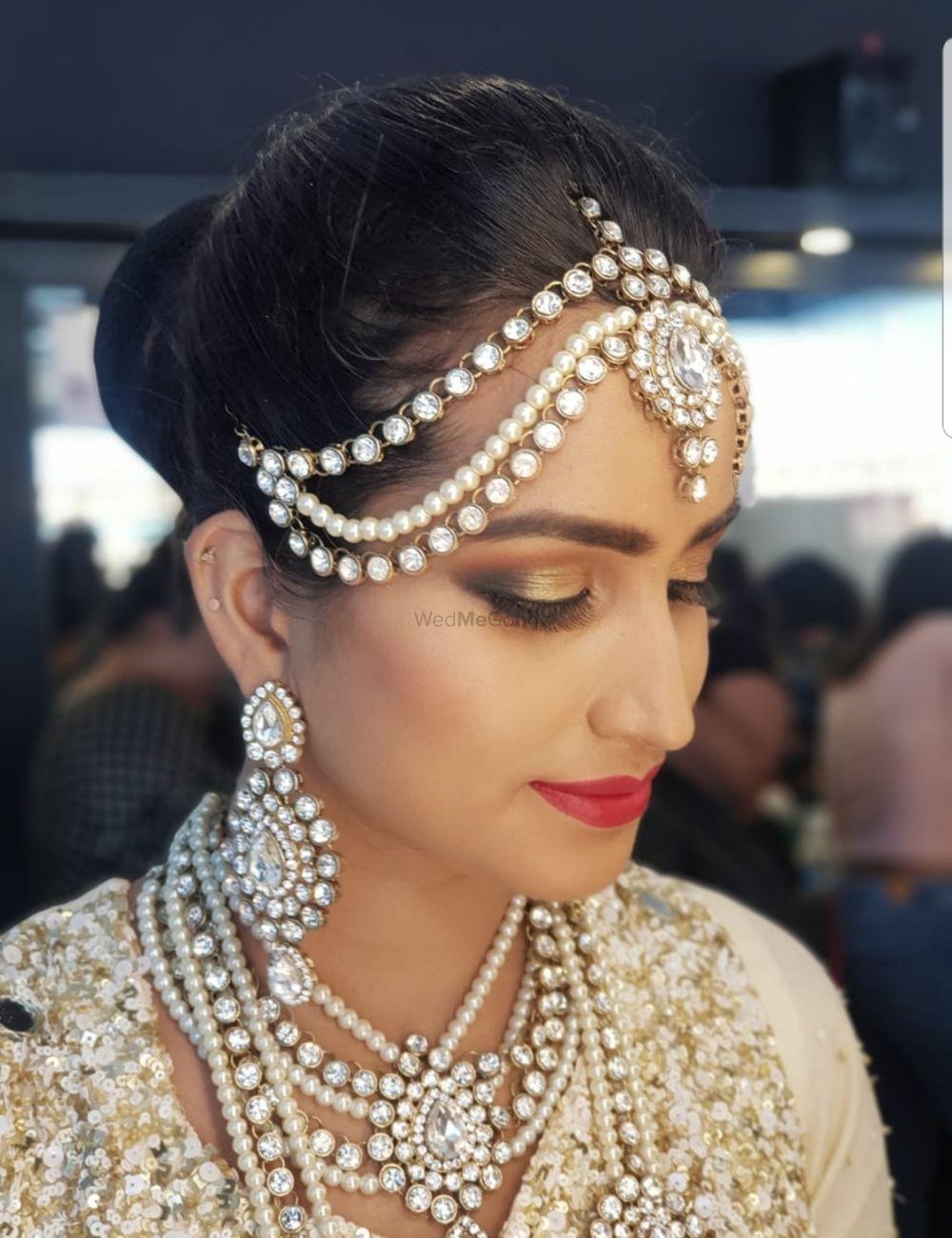 Photo From Ankita Bride - By Rufida Makeup Artist