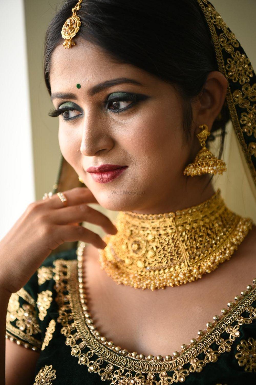 Photo From Lakshmi Bride - By Rufida Makeup Artist