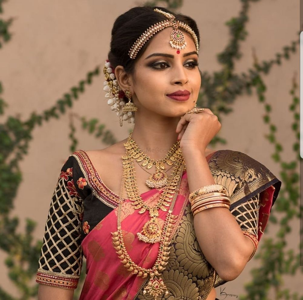 Photo From Pooja Bride - By Rufida Makeup Artist