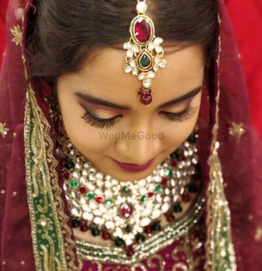 Photo From Rhea Bride - By Rufida Makeup Artist