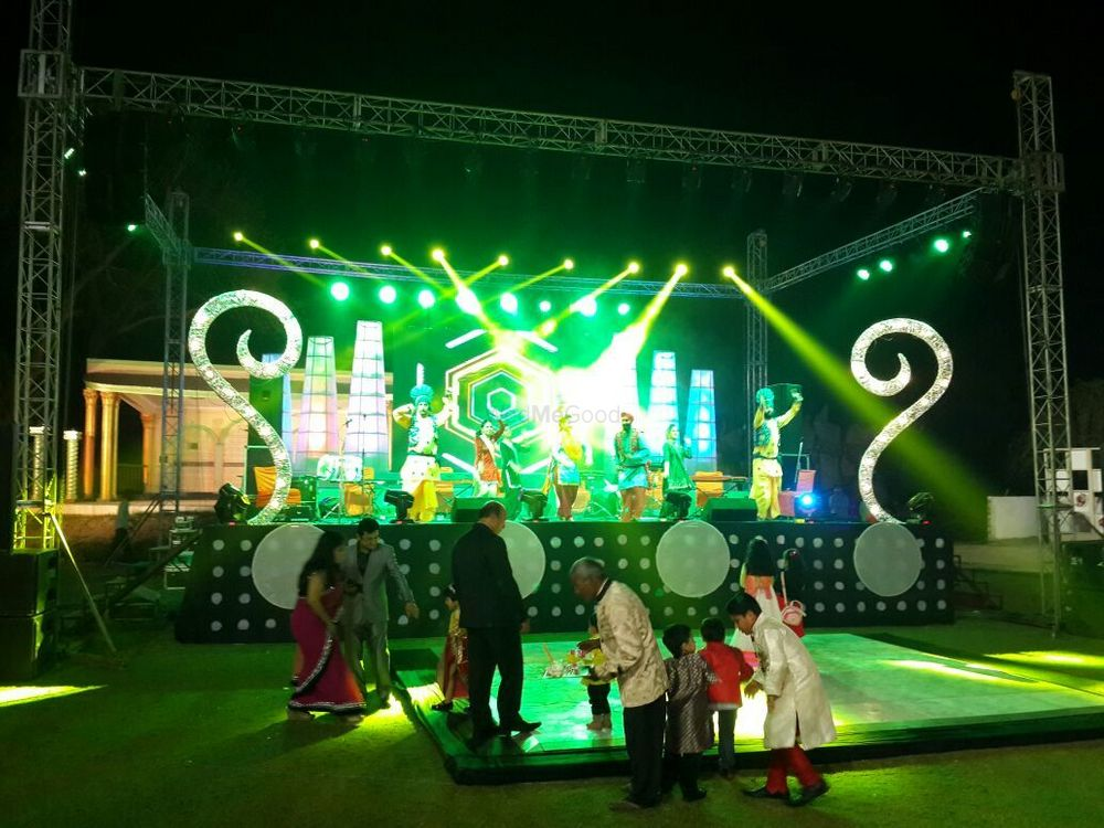 Photo From Entertainment Night - By The Wedding Curator