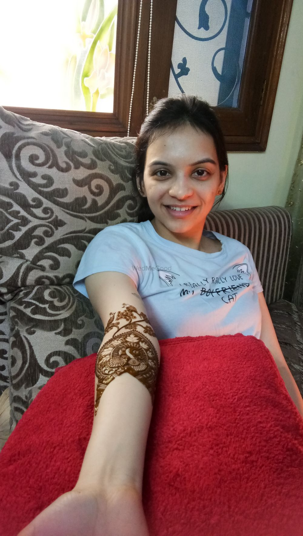 Photo From Deepika Baheti bridal mehendi - By Shalini Mehendi Artist