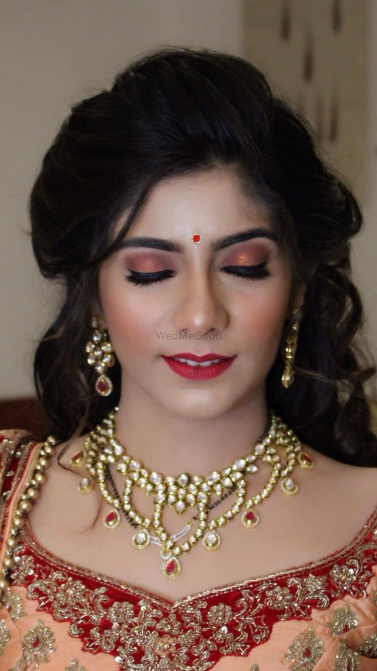 Photo From Vanita - By Aakriti Gandhi Makeup Artist