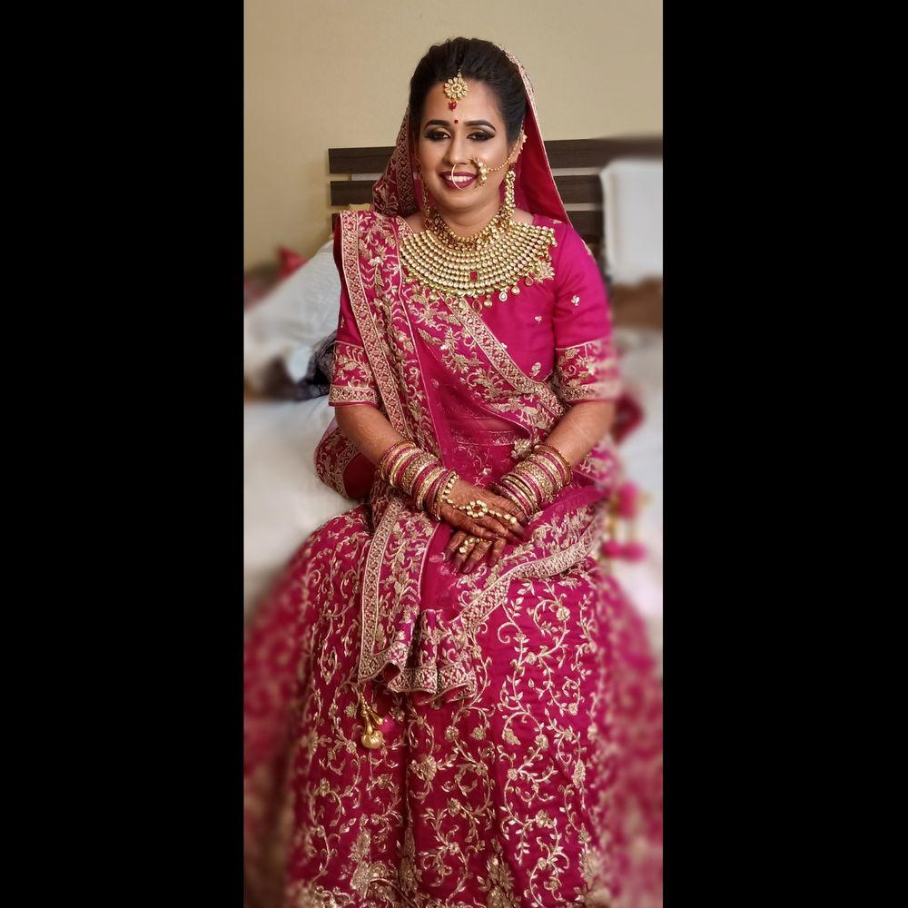 Photo From bridal - By Makeup by Rinki Vijay