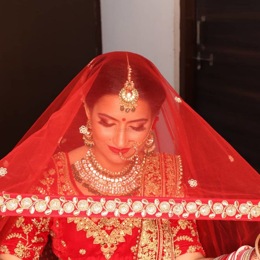 Photo From bridal - By Makeup by Rinki Vijay