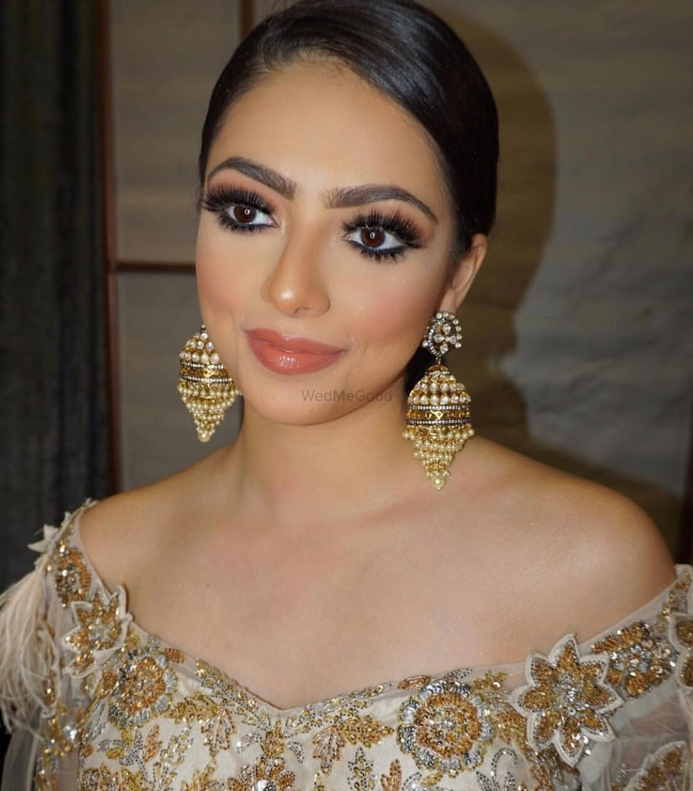 Photo From Engagement Makeup - By Aarshia Makeovers