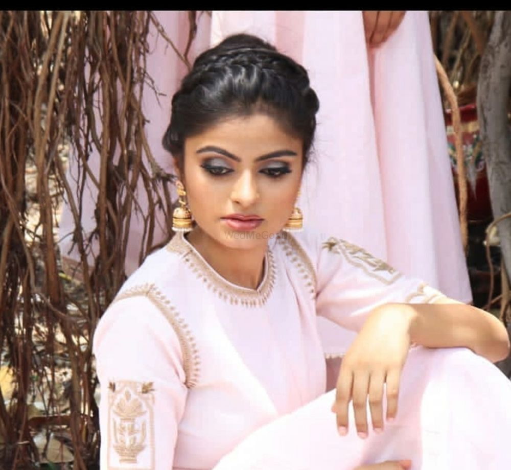 Photo From model shoot - By Makeup by Rinki Vijay