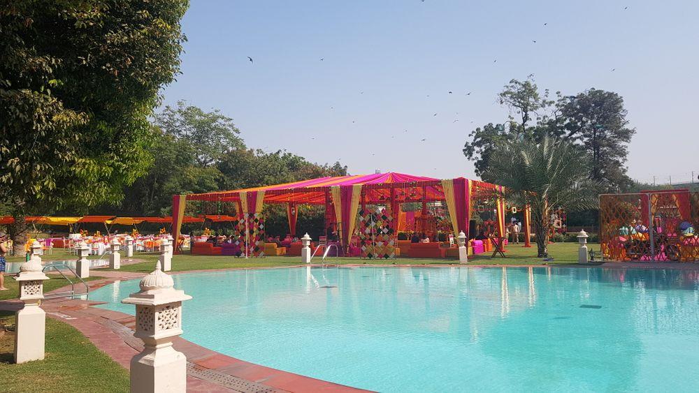 Photo From Taj Jai Mahal Palace - By The Mandap