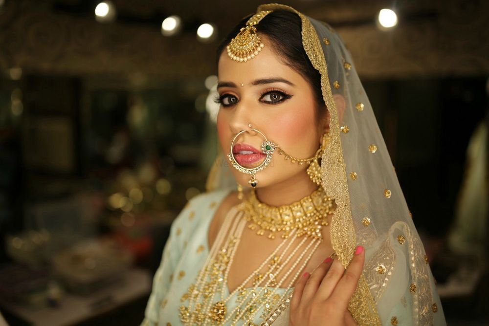 Photo From our Summer Bride  - By Neha Devgan Makeovers