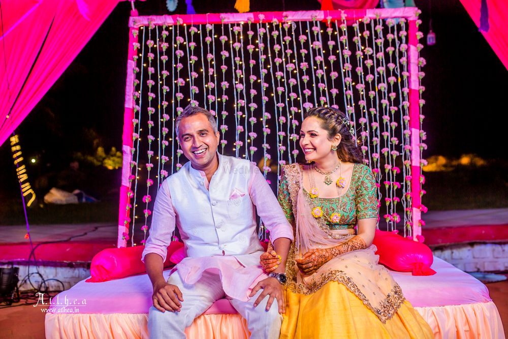 Photo From Simmi weds Karthik - By Atlhea Wedding Portraits And Films