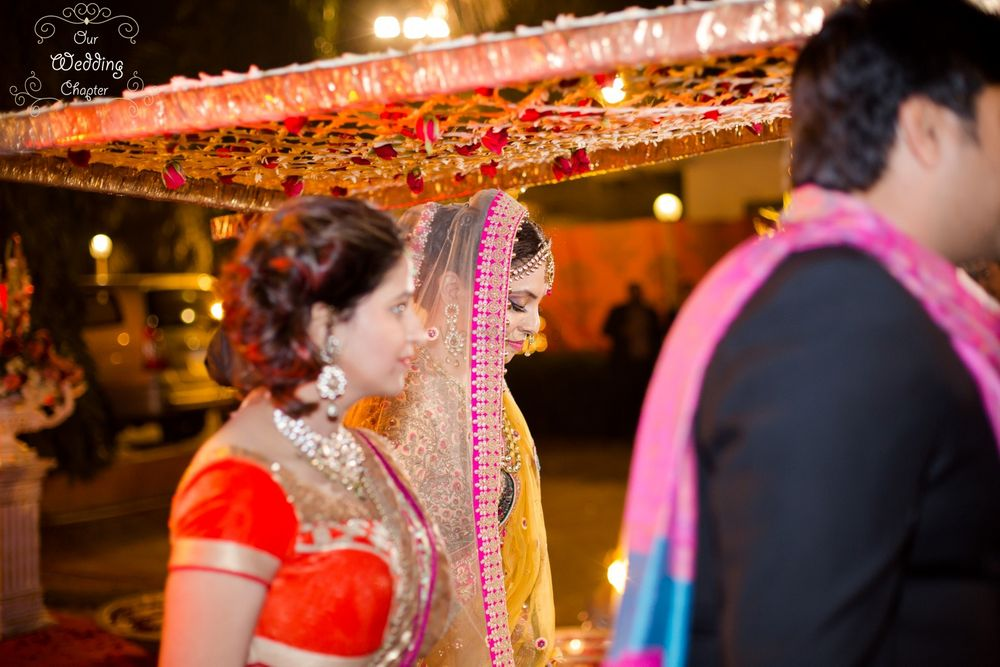 Photo From Aditya and Vasudha - By Our Wedding Chapter
