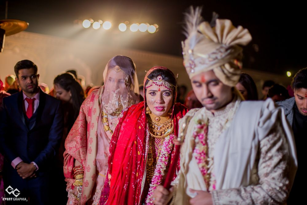 Photo From Monika & Abhishek - By EventGraphia