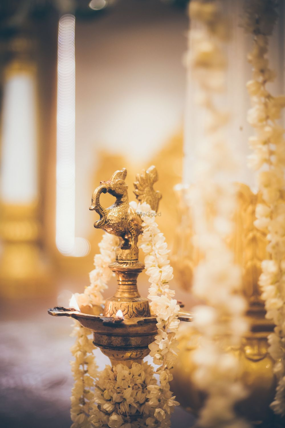 Photo of Beautiful gold decor elements!