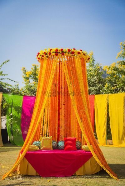 Photo From Haldi Ceremony - By The Wedding Tantra