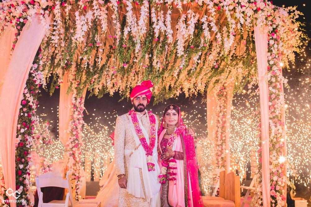 Photo From Anisha & Paresh - By EventGraphia