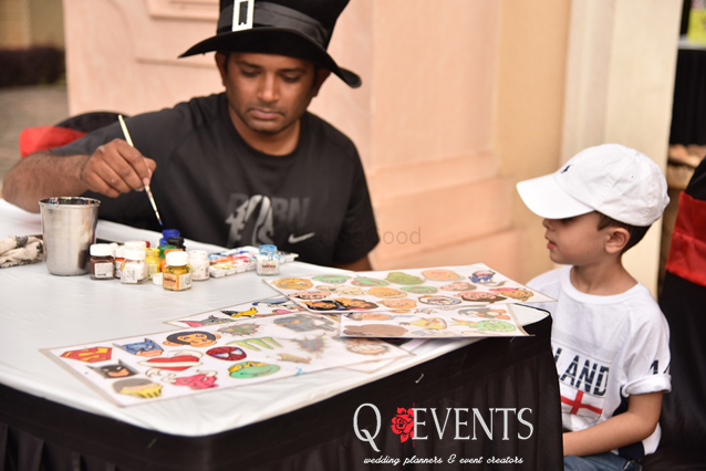 Photo From Kids Zone at your Wedding - By Q Events