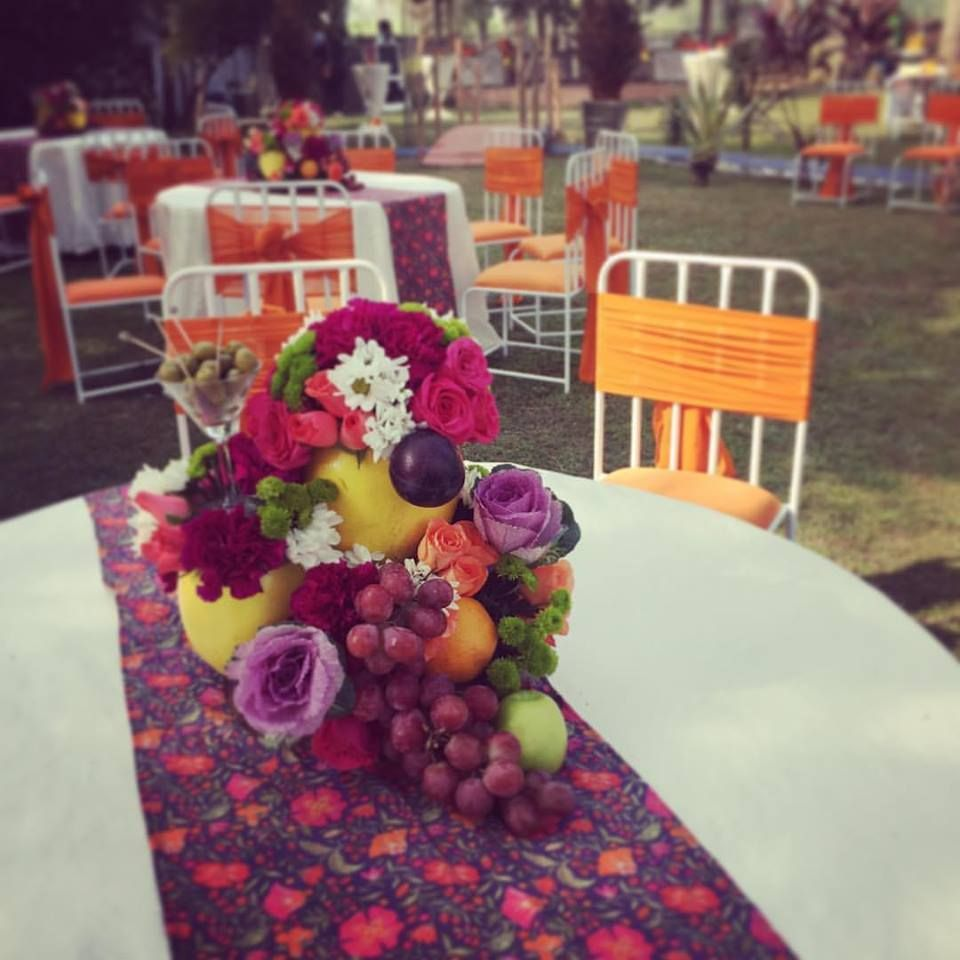 Photo From Fruits and flowers - Sunday Brunch - By The Wedding Planning Company