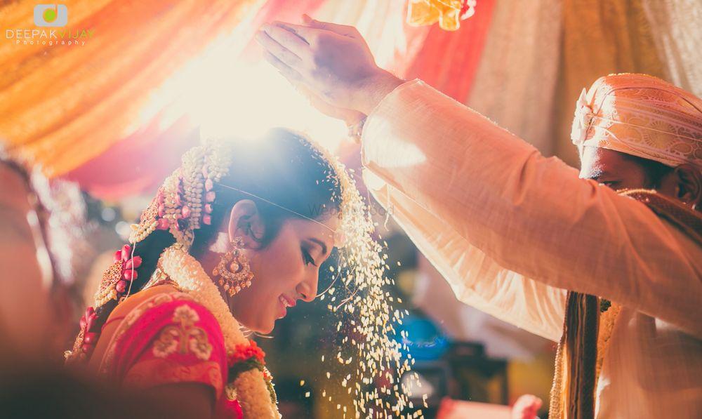 Photo From Supriya + Karthik - By Deepak Vijay Photography