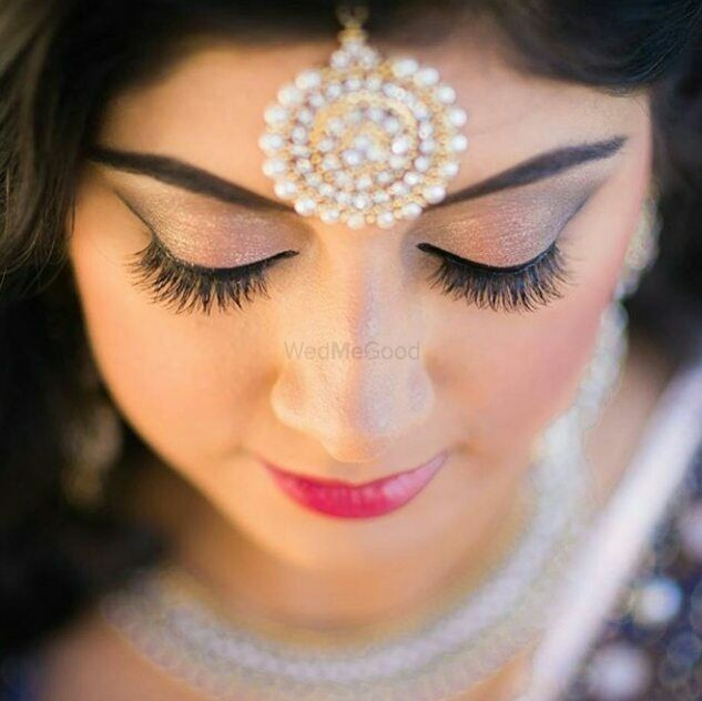 Photo From Shruti Enagement Bride - By Monika Dey Makeup and Hair