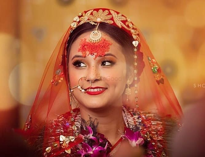 Photo From Suvi (Neplese Bride) - By Monika Dey Makeup and Hair