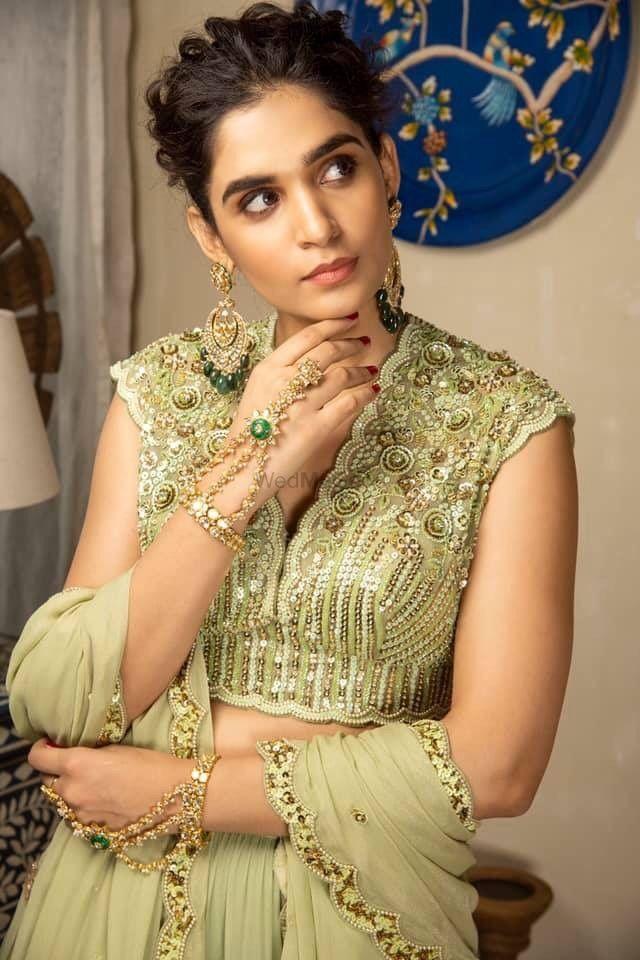 Photo From Saumya Singh - By Monika Dey Makeup and Hair