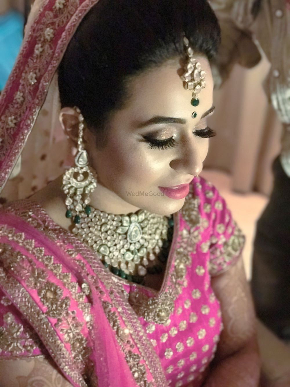 Photo From Brides - By Makeovers by Triptii Rastogi