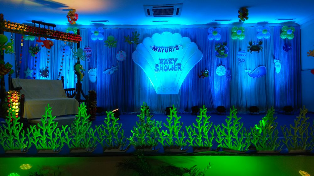 Photo From Aquarium theme decor - By Aarambh Events & Wedding Planner
