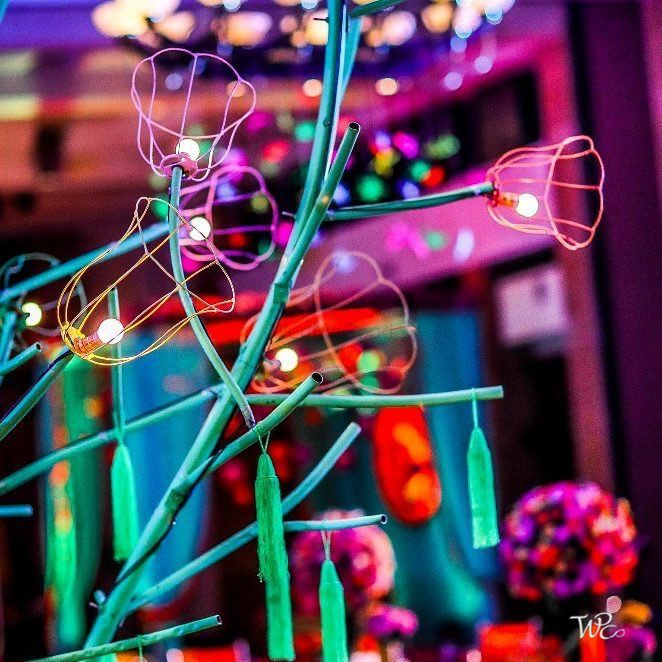 Photo From Pop-up! Colourful Dholki Night - By The Wedding Planning Company