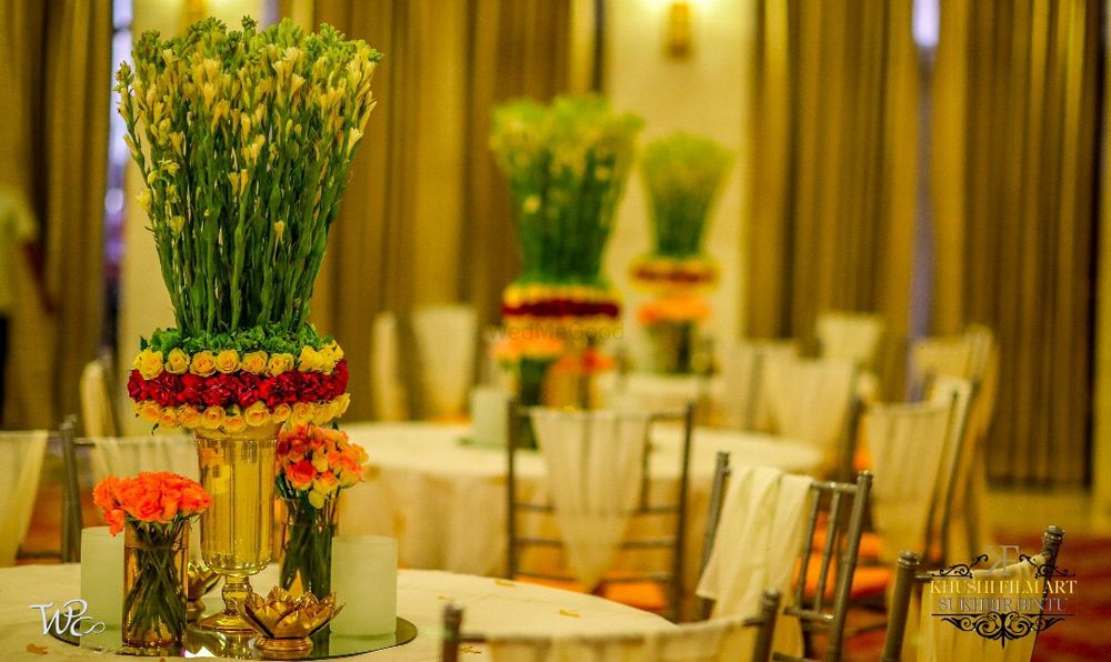Photo From Rajnigandha Delight! - By The Wedding Planning Company