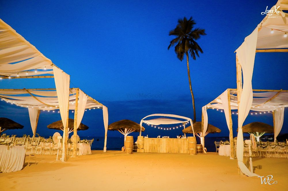Photo From Beach Wedding - By The Wedding Planning Company
