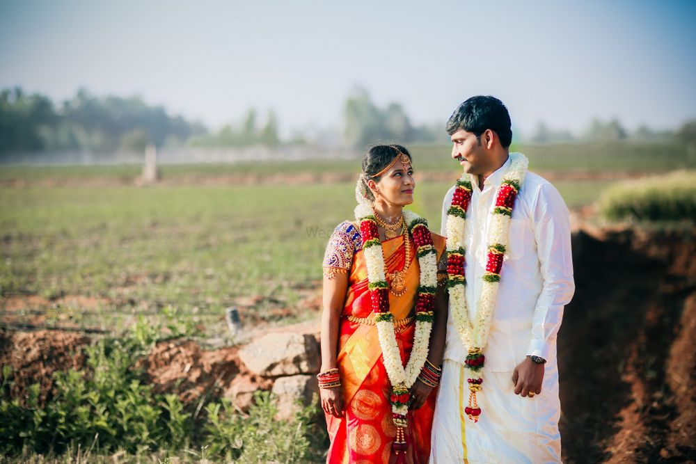 Photo From Divya & Manoj  - By Moments Photography