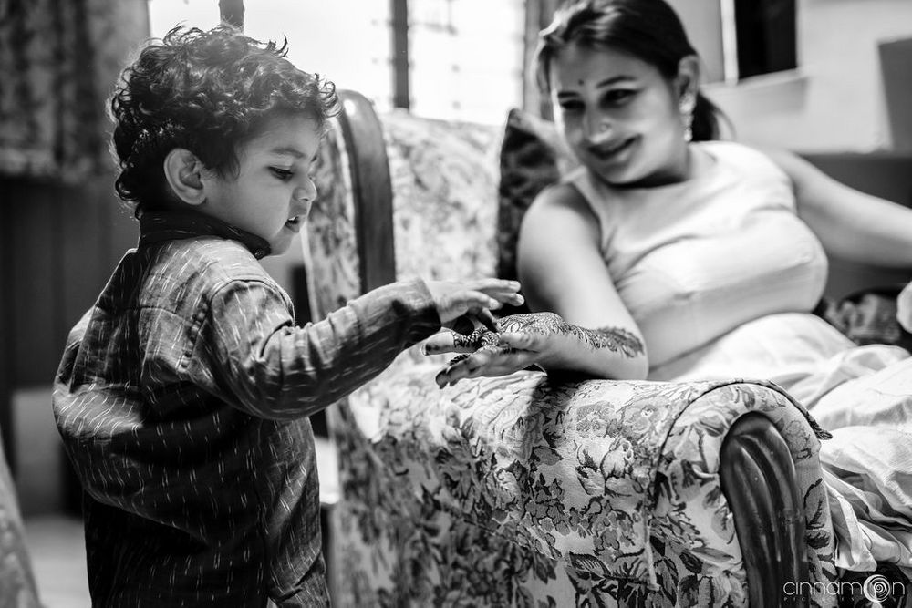 Photo From Deeksha & Amith - By Cinnamon Pictures