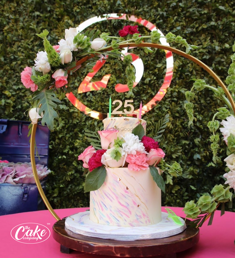 Photo From WEDDING CAKES BY TCC  - By The Cake Company