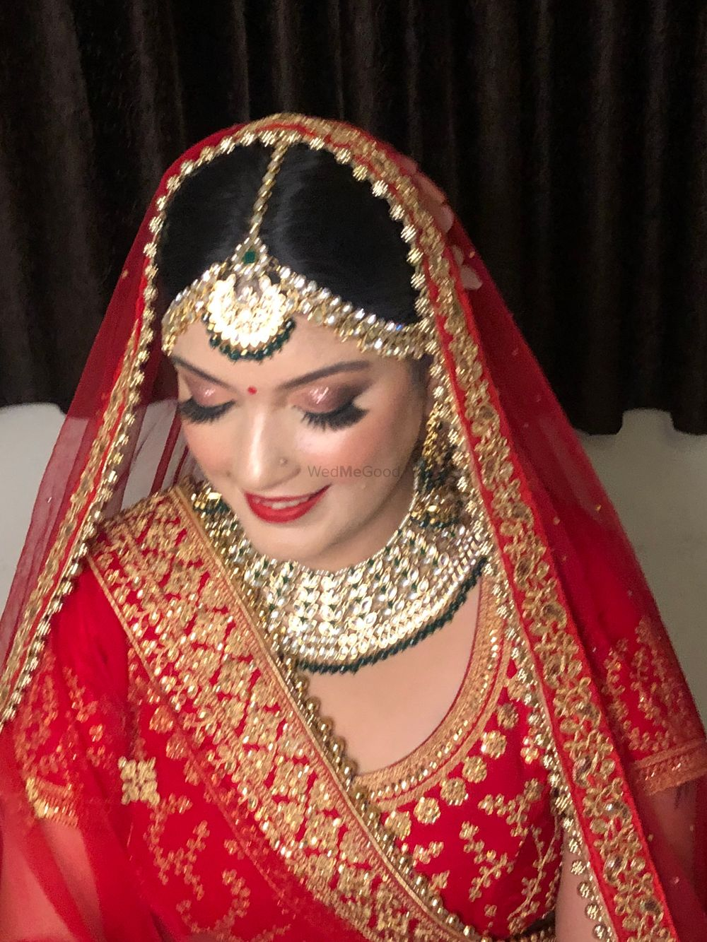 Photo From Beautiful Bride Parul ❤️ - By Let's Makeup by Aarti Makker
