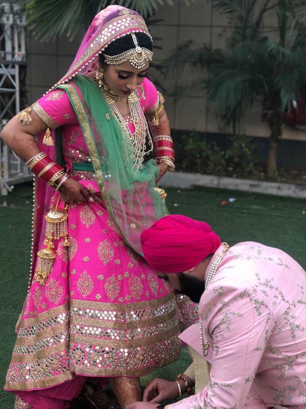 Photo From Beautiful Bride Kirti  - By Aarti Makker