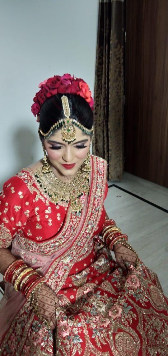 Photo From Beautiful Bride Sara ❤️ - By Aarti Makker
