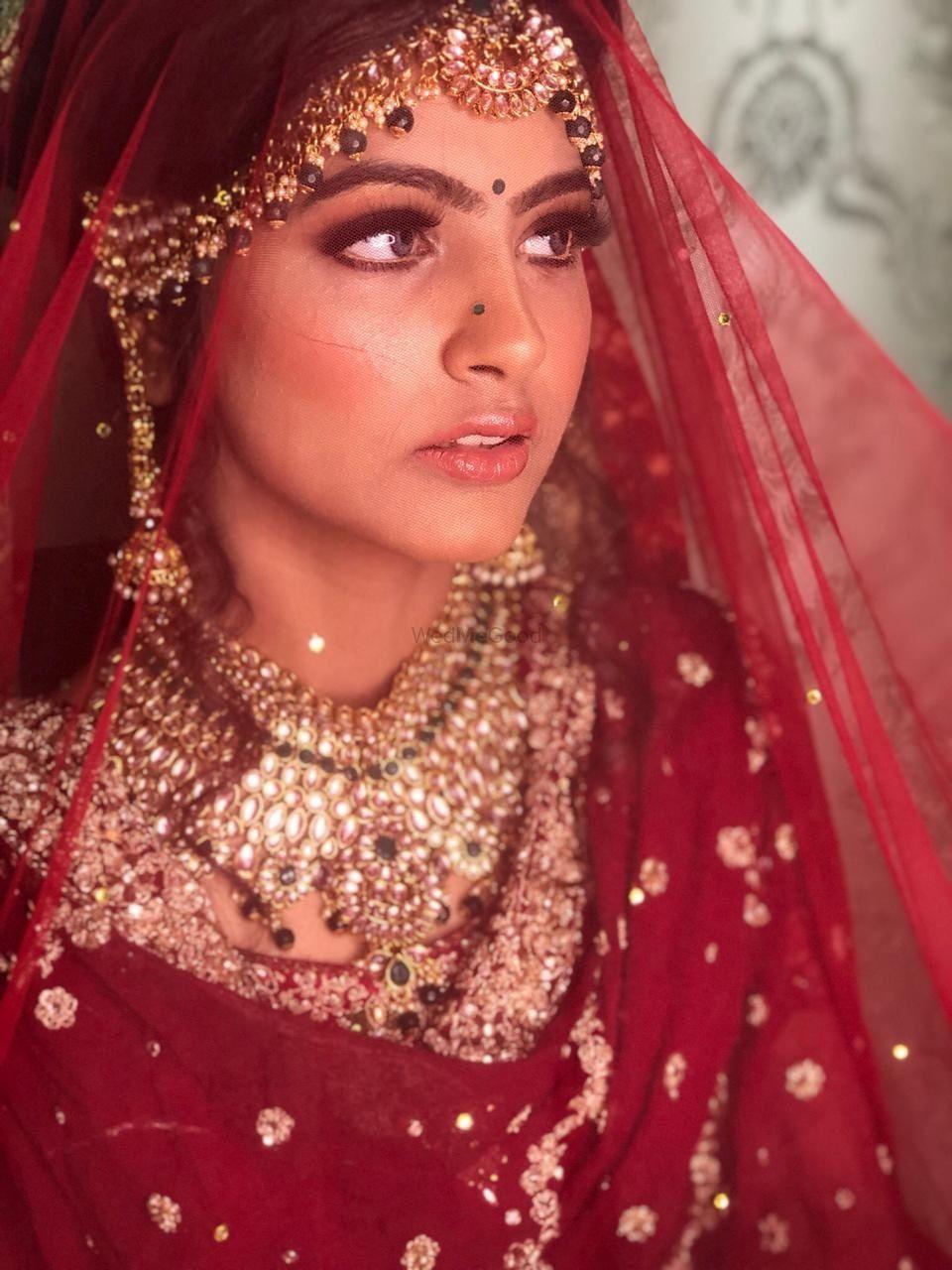 Photo From Beautiful Muslim Bride Husna ❤️ - By Aarti Makker