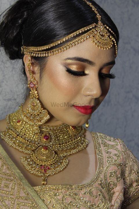 Photo From Beautiful Bride Neha ❤️ - By Aarti Makker