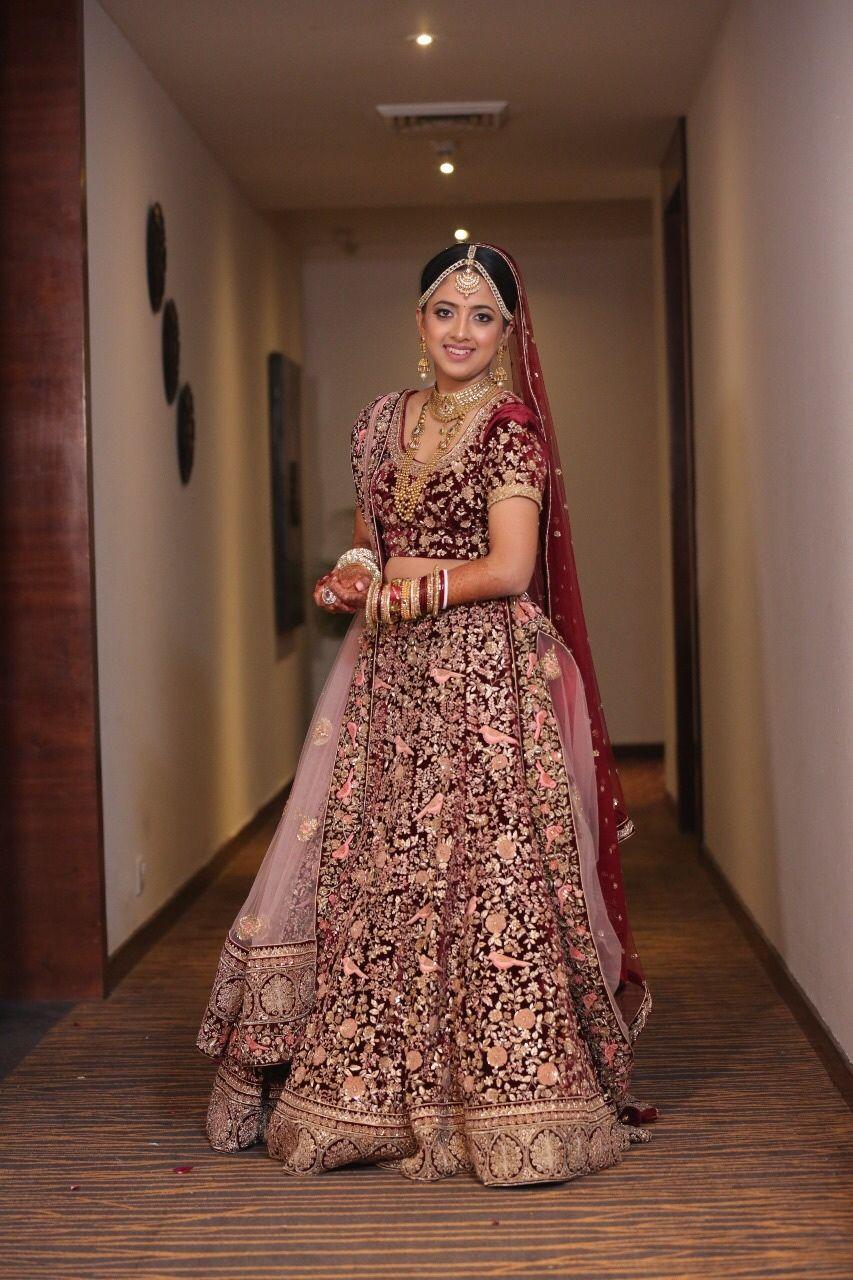 Photo From Beautiful Bride Sonal  - By Aarti Makker