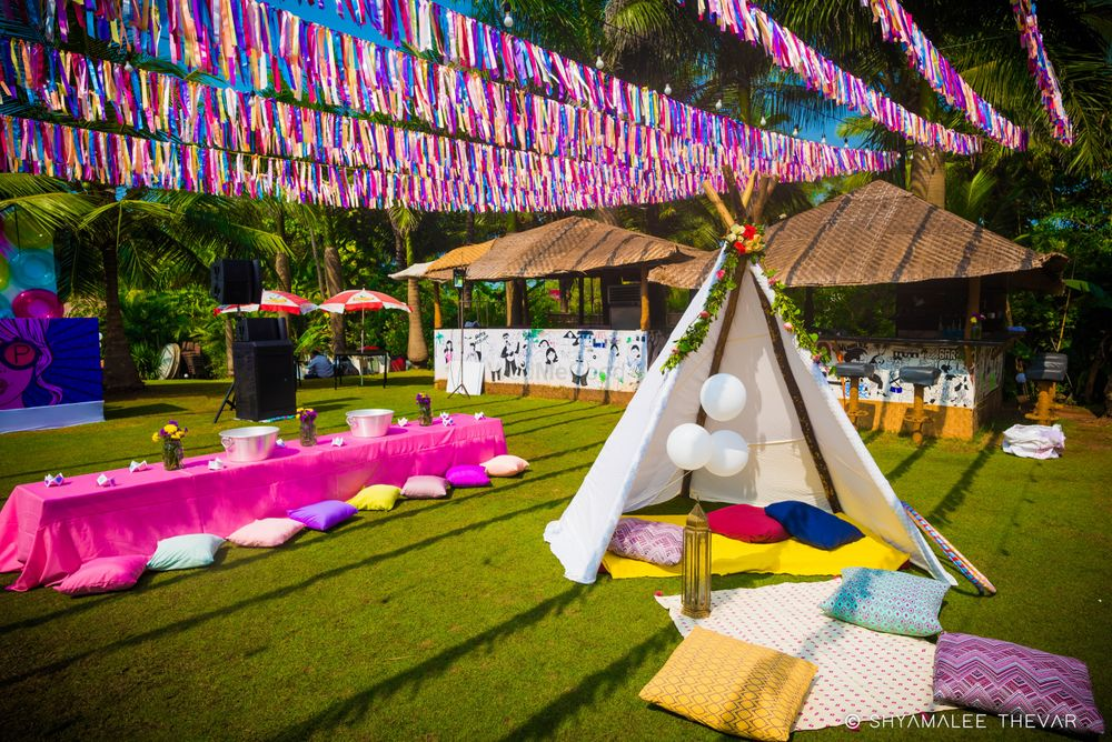 Photo of colorful and simple outdoor decor ideas!