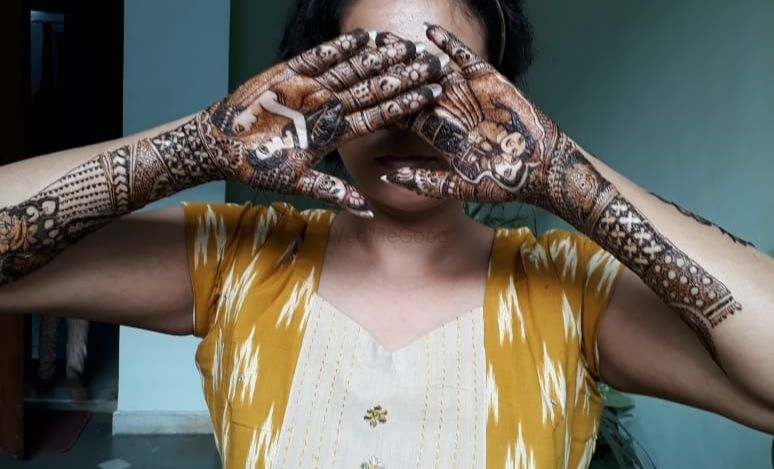 Photo From advocate varnica nigam - By Jully Mehandi Designer